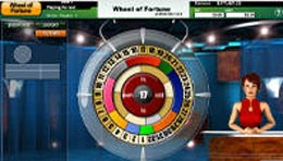 Sportingbet Wheel of Fortune game
