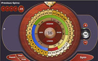 Players Only Wheel of Fortune game